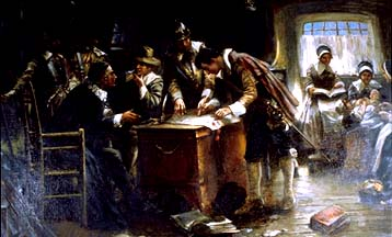 the-mayflower-compact-by-edward-percy-moran