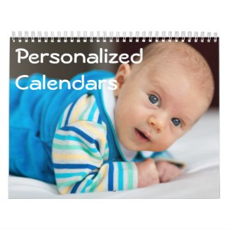 calendar for kids with baby