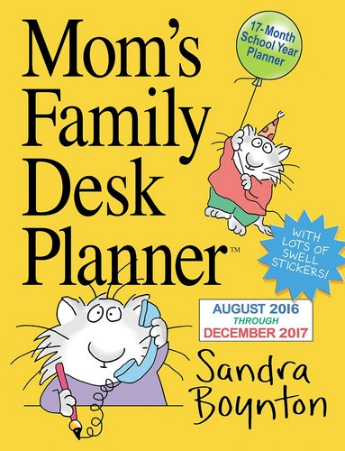 best planners for moms 2016 2017