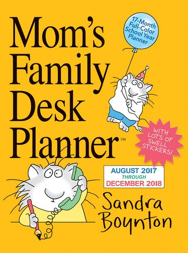 best planners for moms 2017 2018
