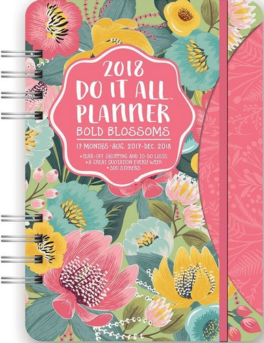 do it all mom planner 2018