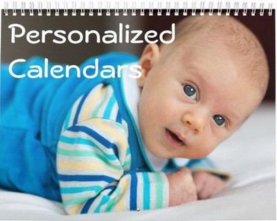 personalized calendars january december