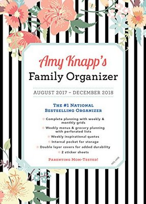 family organizer by amy knapp 2018