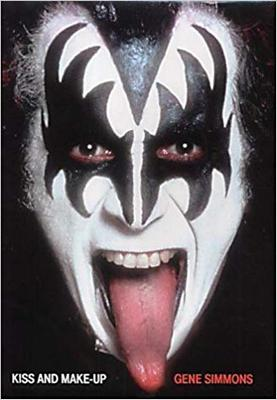gene simmons make up