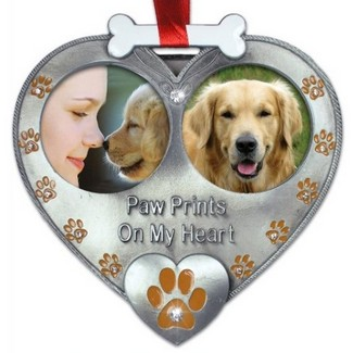 dog memorial christmas ornaments